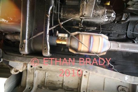 Custom Exhaust for SlushPuppy